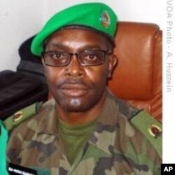 AMISOM spokesman, Major Barigye Ba-Huko