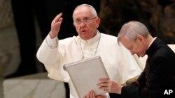 Cuộc gặp được Vatican đánh giá là 'bước quan trọng' của tiến trình củng cố mối quan hệ giữa Tòa Thánh với Việt Nam.