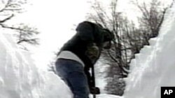 Almanac Predicts Colder Than Normal Winter