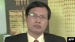 胡星斗教授(資料照片)表示,網絡反腐的威力愈來愈大