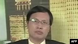北京理工大學教授胡星斗(資料圖片)
