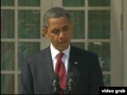 美总统奥巴马去年底签署国防授权法案内含制裁伊朗条款