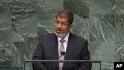 埃及總統穆爾西