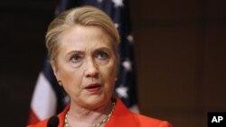 Secretary of State Hillary Rodham Clinton July 24, 2012