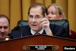 FILE - Chairman of the House Judiciary Committee Jerrold Nadler (D-NY).
