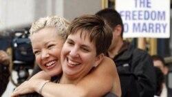 ازدواج همجنس گرایان در نیویورک