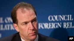 负责国际事务的美国财政部副部长戴维·马尔帕斯 - 资料