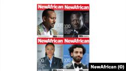 Revista NewAfrican selecciona 100 africanos mais influentes em 2018
