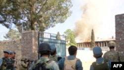 Бойовики Талібану завдали удару по урядових будівлях в східному Афганістані