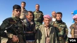 Pasukan Kurdi (Peshmerga) dan pasukan Irak banyak merebut kembali wilayah dan memukul mundur militan ISIS (foto: dok).