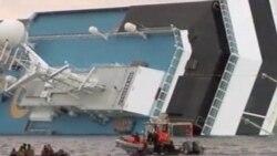 潜水员继续搜寻意大利游轮幸存者