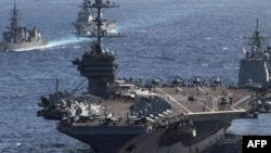 Корабли американского флота США