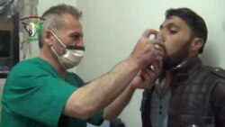 Condemning Syria's Use of Chlorine as a Weapon