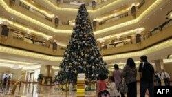 Amerika'da Noel alışverişi perakendeciler için büyük önem taşıyor.