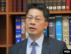 台湾外交部发言人李宪章