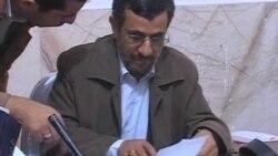 احمدی نژاد باز منتقد مجلس و سایر قوا شد
