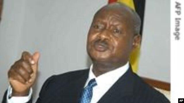 Rais wa Uganda, Yoweri Museveni
