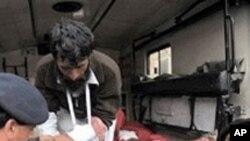 مسافر وین کے حادثے میں 14 ہلاک