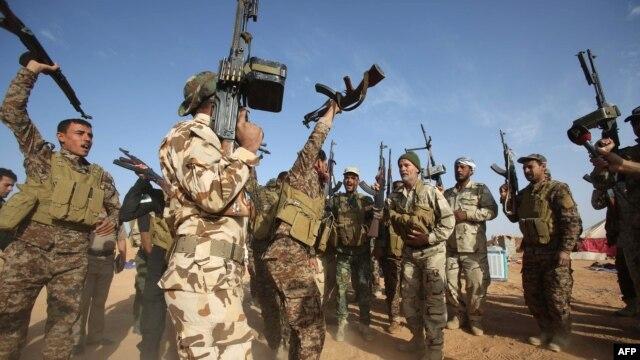 Iraq Mounts Multi-Pronged Push Against IS Jihadists Near Ramadi