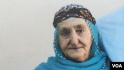 Sîsê Bîngol, pîrejina ji Vartoya Mûşê li Tirkiyê girtîye