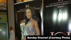 Miss Tanzania 2017 Julitha Kabete