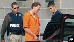 Dastin Honken pre suđenja 18. avgusta 2004. (Foto: AP/Tim Hynds/Sioux City Journal)