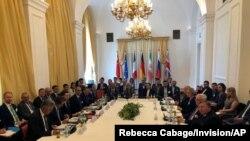 Gran Bretaña, Francia, Alemania, Rusia, China e Irán han intentado rescatar el pacto desde que Estados Unidos se retiró en mayo de 2018.