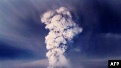Erupcija vulkana na Islandu