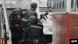 Bosna'da ABD Büyükelçiliği'ne Ateş Açan Saldırgan Kendi Başına Hareket Etmiş