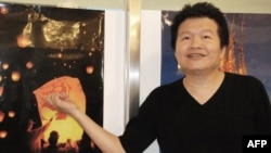 光华新闻文化中心主任罗智成