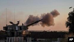 za muzinga za Isirayeli ziriko zirasa muri Gaza