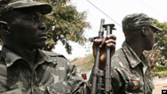 Reforma do sector militar na Guiné-Bissau começa em Setembro