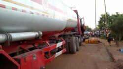 """Polícia de Manica desmantela rede de """"candongueiros"""" de combustível"""