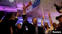 巴拿馬總統候選人瓦瑞拉