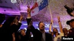 巴拿马总统候选人瓦瑞拉