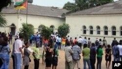 Les observateurs ont déclaré que les élections avaient été justes et libres (AP)