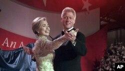 Bill və Hillari Klinton