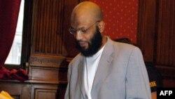 Alleged Al-Qaeda militant, Tunisian Nizar Trabelsi