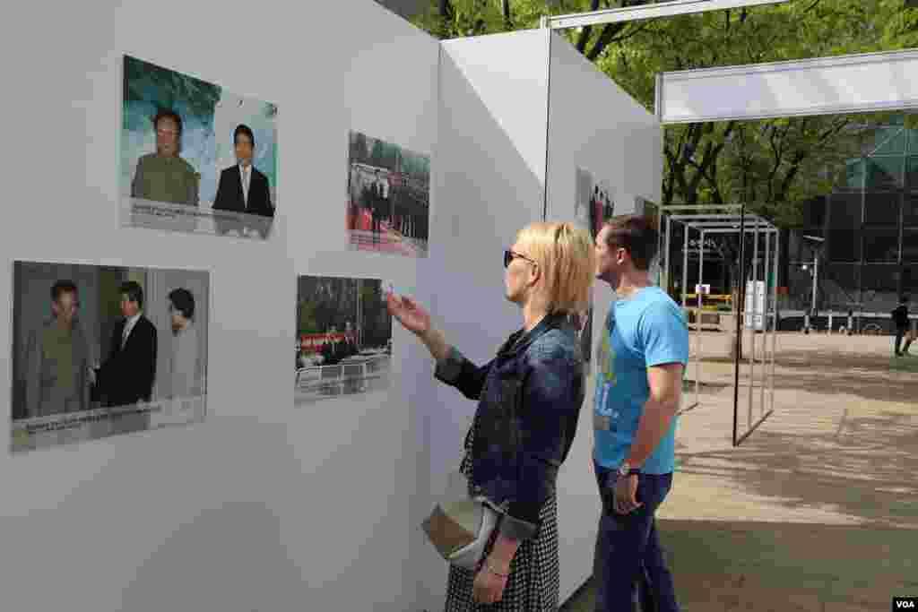 شهر سئول در کره جنوبی در آستانه نشست تاریخی رهبران دو کره که روز جمعه ۲۷ آوریل (۷ اردیبهشت) برگزار می شود.