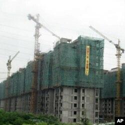 施工中的建筑(资料照片)
