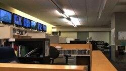США: госслужащие ушли в вынужденные отпуска