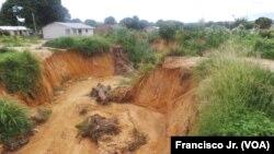 Erosão Nacala, Moçambique
