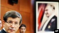 土耳其外長宣佈有關驅逐以色列大使的決定。