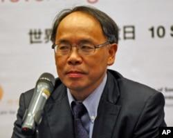 叶兆辉希望借国际会议与中国分享经验