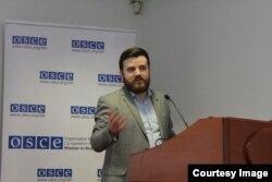 Dejan Lučka, pravnik i direktor Banjalučkog centra za ljudska prava