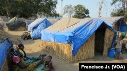 Centro de acolhimento de deslocados, Escola Primária do Bairro 3 de Fevereiro, Metuge, Cabo Delgado