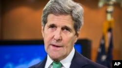 La declaración de Kerry no obliga a Estados Unidos a tomar acción adicional contra los militantes de ISIS y no prevé ningún enjuiciamiento contra sus miembros.
