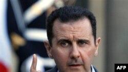 """Sirijski predsednik al-Asad vidi trenutnu situaciju kao početak """"nove ere"""" za Bliski istok"""
