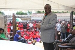 Taurai Shava Reports on MDC-T Plans to Hold March in Bulawayo