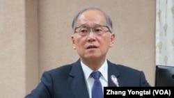 台灣國安會秘書長李大維。(資料圖片)